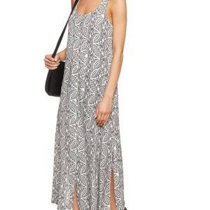 Theory Coruna Silk Dress Size Large
